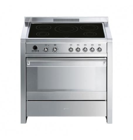 Cocina inducción, 90cm