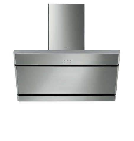 KL190XE: Campana electrónica a pared. 90cm